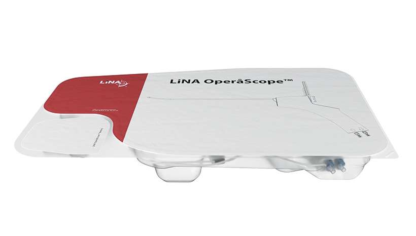 LiNA OperåScope™ Single-Use Operative Hysteroscopy System